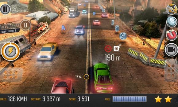 Road Racing: Extreme Traffic Driving Ekran Görüntüleri - 5