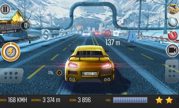 Road Racing: Extreme Traffic Driving Ekran Görüntüleri - 2
