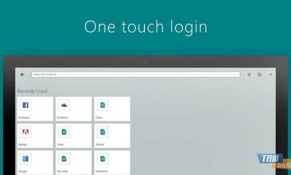 RoboForm (Windows 8) Ekran Görüntüleri - 3