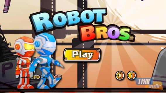 Robot Bros Ekran Görüntüleri - 3