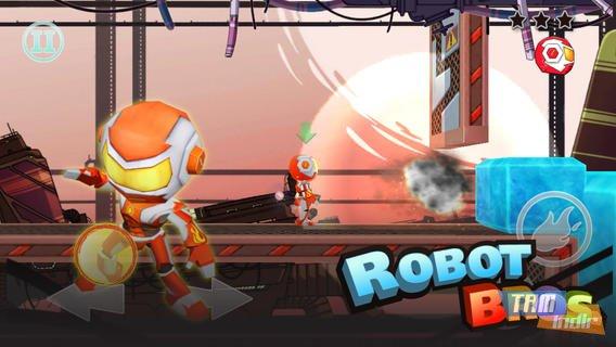 Robot Bros Ekran Görüntüleri - 2