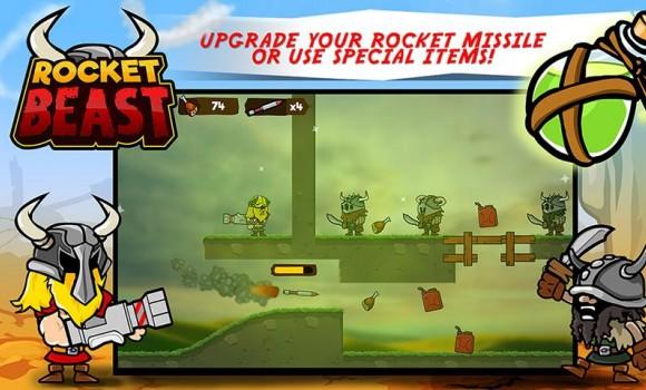 Rocket Beast Ekran Görüntüleri - 4