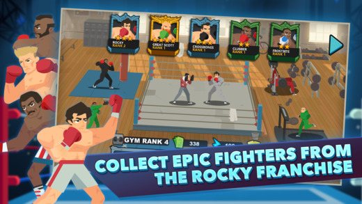 ROCKY Ekran Görüntüleri - 5