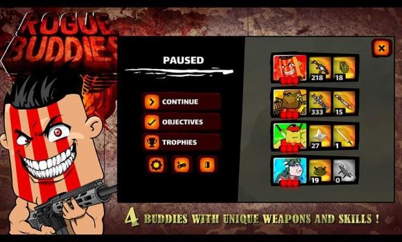 Rogue Buddies Ekran Görüntüleri - 4