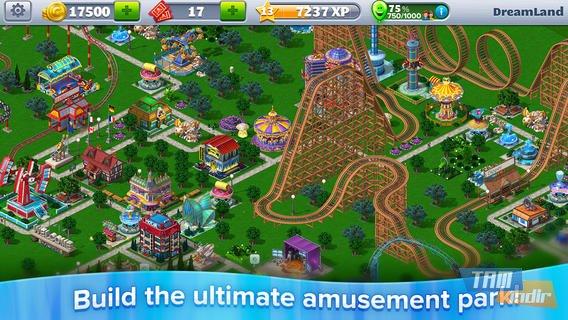 RollerCoaster Tycoon 4 Mobile Ekran Görüntüleri - 3