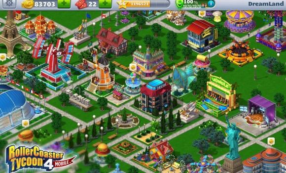 RollerCoaster Tycoon 4 Mobile Ekran Görüntüleri - 2