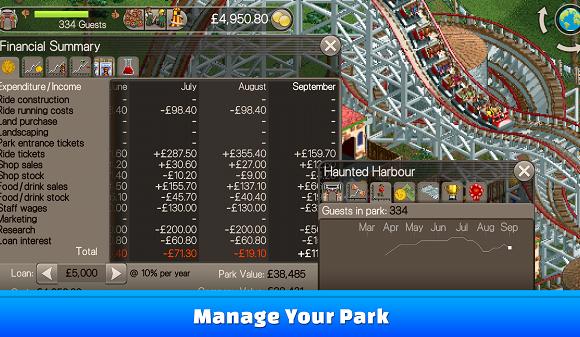 RollerCoaster Tycoon Classic Ekran Görüntüleri - 5