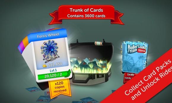 RollerCoaster Tycoon Touch Ekran Görüntüleri - 2