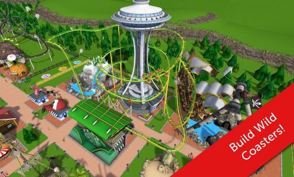 RollerCoaster Tycoon Touch Ekran Görüntüleri - 3