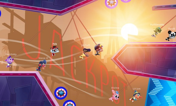 Rope Racers Ekran Görüntüleri - 3