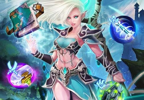 Rune Quest: Dragon Crusaders Ekran Görüntüleri - 1