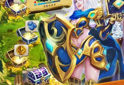 Rune Quest: Dragon Crusaders Ekran Görüntüleri - 2