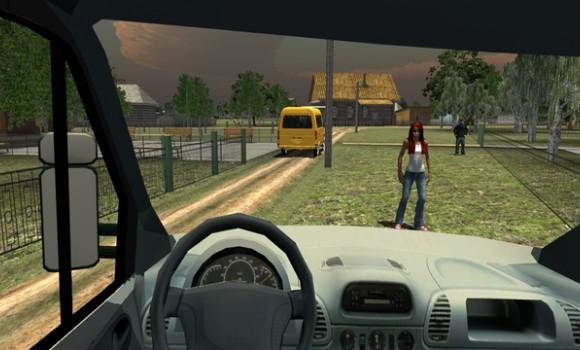 Russian Minibus Simulator 3D Ekran Görüntüleri - 2
