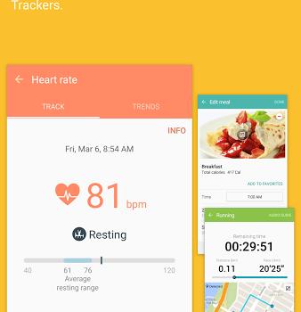 S Health Ekran Görüntüleri - 1