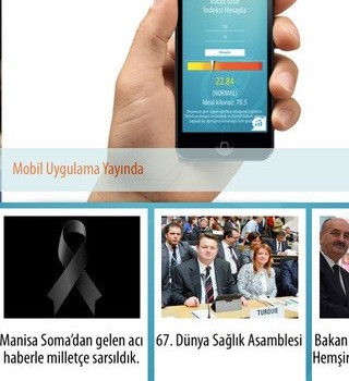 Sağlık Bakanlığı Ekran Görüntüleri - 2