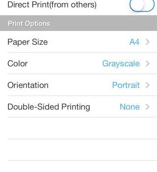 Samsung Cloud Print Ekran Görüntüleri - 2