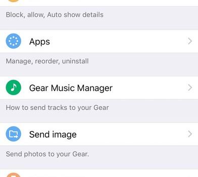 Samsung Gear S Ekran Görüntüleri - 2