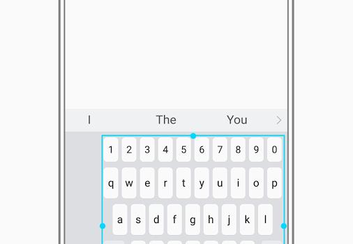Samsung Keyboard Ekran Görüntüleri - 4