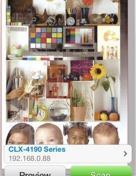 Samsung Mobile Print Ekran Görüntüleri - 4