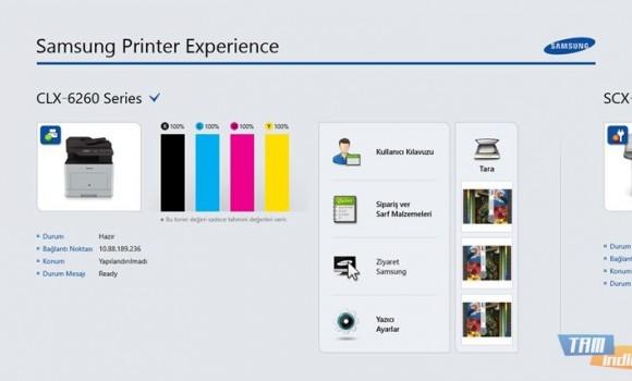 Samsung Printer Experience Ekran Görüntüleri - 5