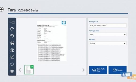 Samsung Printer Experience Ekran Görüntüleri - 3