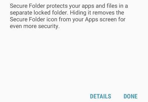 Samsung Secure Folder Ekran Görüntüleri - 3