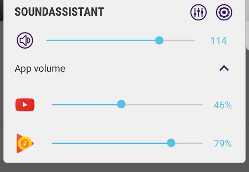 Samsung SoundAssistant Ekran Görüntüleri - 2