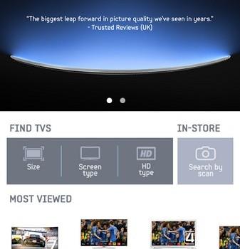 SAMSUNG TV & Remote Ekran Görüntüleri - 1