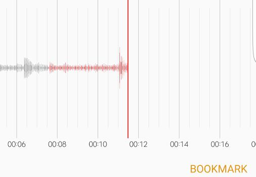 Samsung Voice Recorder Ekran Görüntüleri - 4
