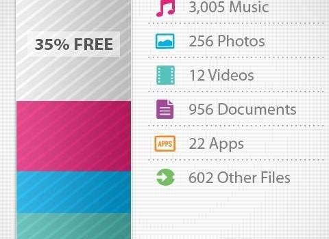 SanDisk Memory Zone Ekran Görüntüleri - 3