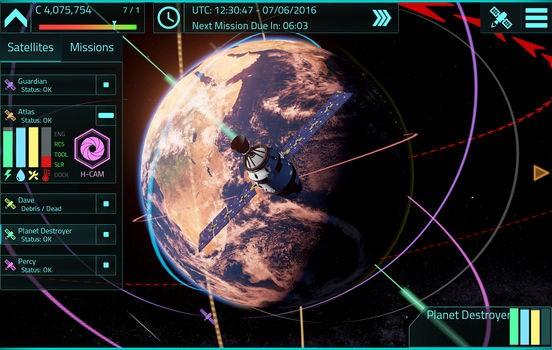 Satellite Command Ekran Görüntüleri - 5
