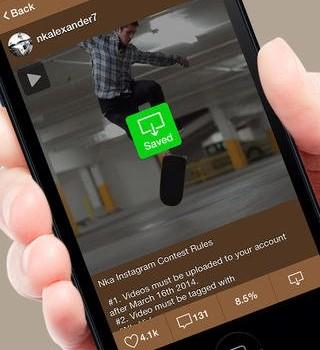 Save for Instagram Ekran Görüntüleri - 2