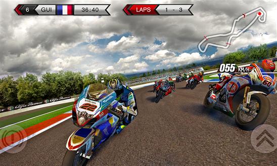 SBK15 Official Mobile Game Ekran Görüntüleri - 5
