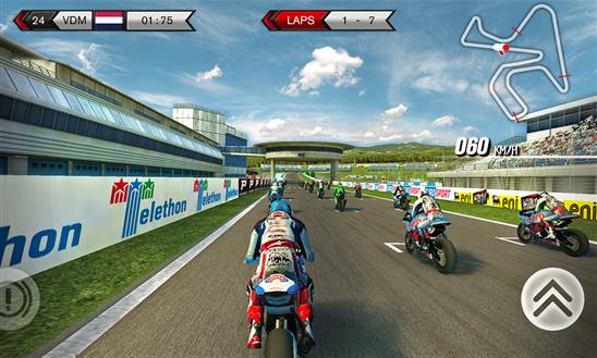 SBK15 Official Mobile Game Ekran Görüntüleri - 4