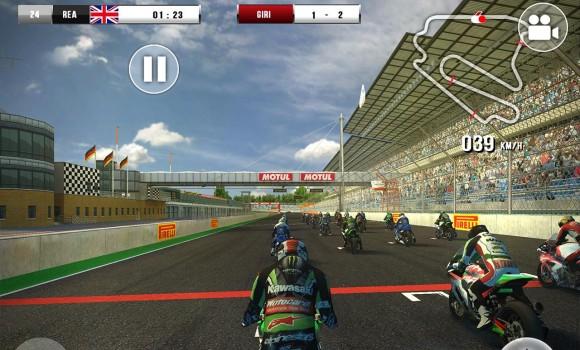 SBK16 Official Mobile Game Ekran Görüntüleri - 2