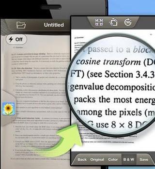 Scanner App Ekran Görüntüleri - 2