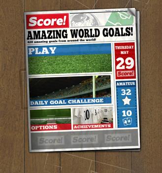 Score! World Goals Ekran Görüntüleri - 3