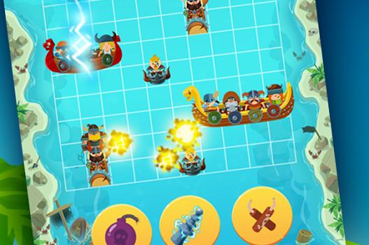 Sea Battle: Heroes Ekran Görüntüleri - 1