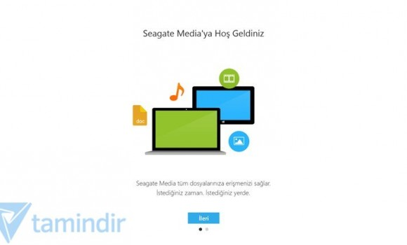 Seagate Media Ekran Görüntüleri - 3