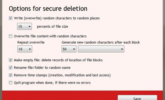 Secure File Deleter Ekran Görüntüleri - 3