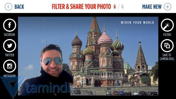 SelfShot Ekran Görüntüleri - 1