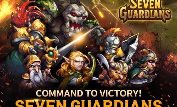 Seven Guardians Ekran Görüntüleri - 5