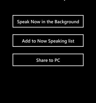 Share to Speech Ekran Görüntüleri - 2