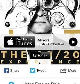 Shazam Encore Ekran Görüntüleri - 2