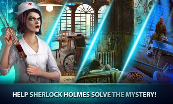 Sherlock Holmes Adventure Ekran Görüntüleri - 3