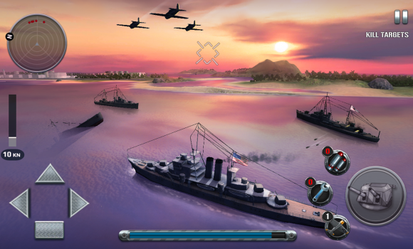 Ships of Battle: The Pacific Ekran Görüntüleri - 5
