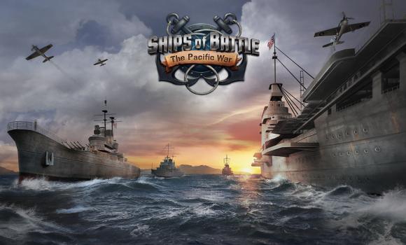 Ships of Battle: The Pacific Ekran Görüntüleri - 4