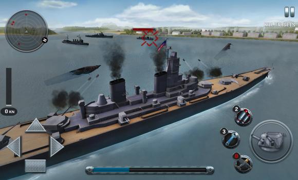 Ships of Battle: The Pacific Ekran Görüntüleri - 3