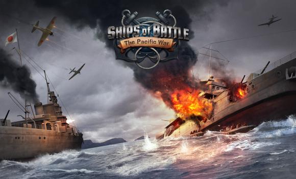 Ships of Battle: The Pacific Ekran Görüntüleri - 2