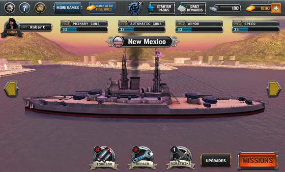 Ships of Battle: The Pacific Ekran Görüntüleri - 1